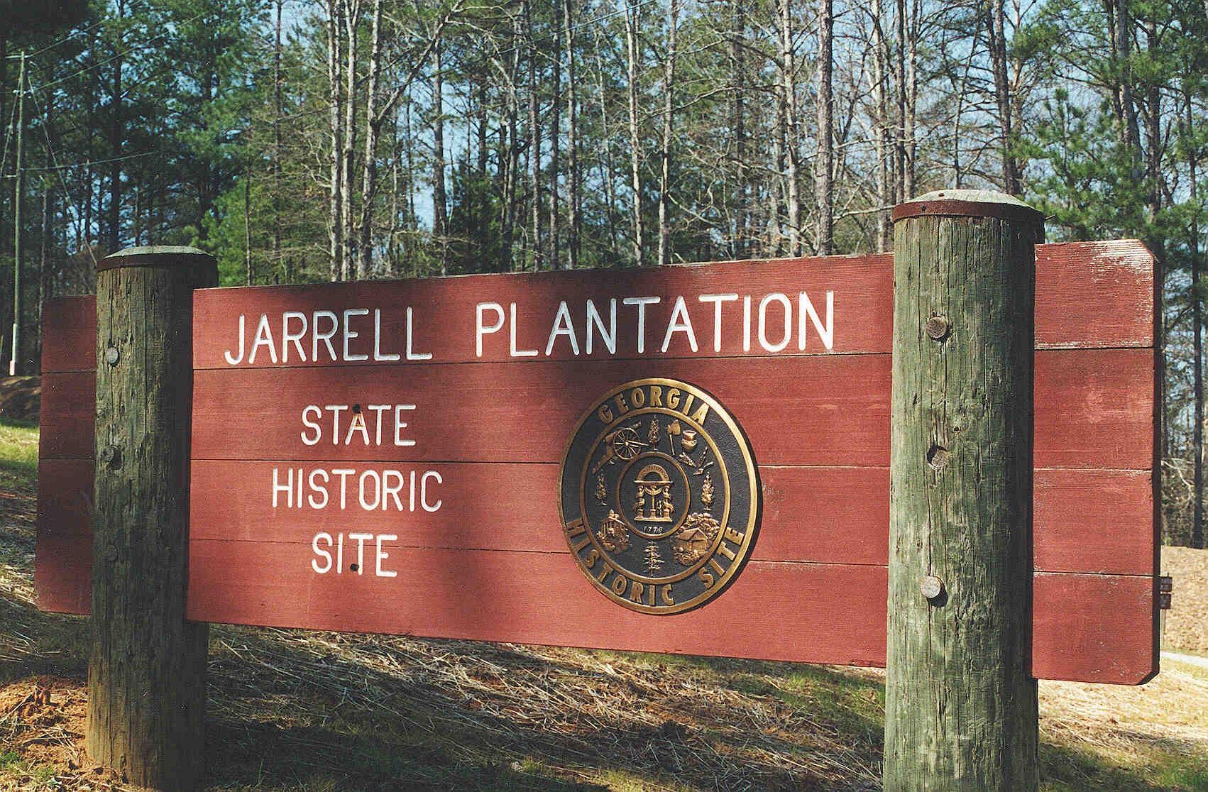 Jarrell-plantation