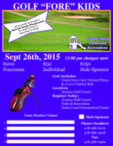 Golf Flyer 2015 Proof