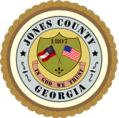Jones County Georgia Government Logo