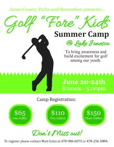 golf fore kids golf camp2